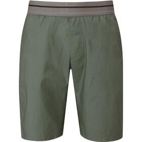 Rab Crank Shorts Hombre, green dusk